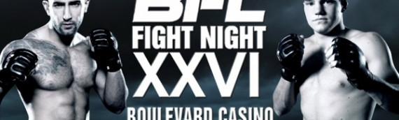 BFL26 Stu Deleurme vs Ash 'Smash' Mashreghi