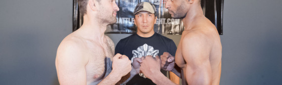 BFL26 Official Weigh-in Results