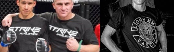 4 Direction MMA's Higginbottom to face Lions MMA's Richards on July 12th