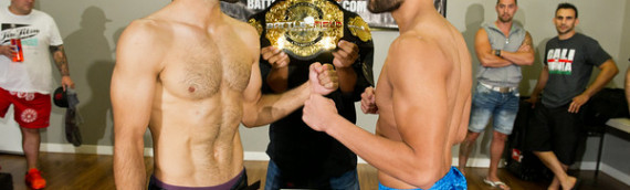 BFL32 Official Weigh-in Results