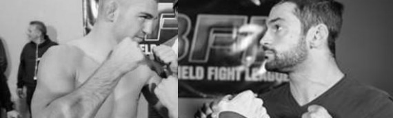 8th Most Anticipated Fight of BFL34 card