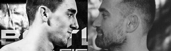 Kajic vs. Harriott Superfight to Headline BFL39