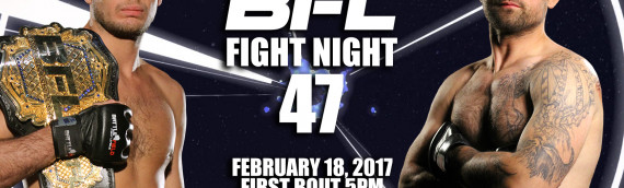 BFL47 | Anderson vs Kajic | Vancouver MMA