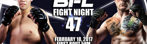 BFL47 | Day vs Todd | Vancouver MMA