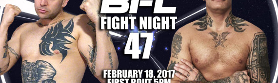 BFL47 | Foster vs Lussier | Vancouver MMA