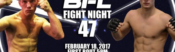 BFL47 | Kwiatkowski vs Romanov  | Vancouver MMA