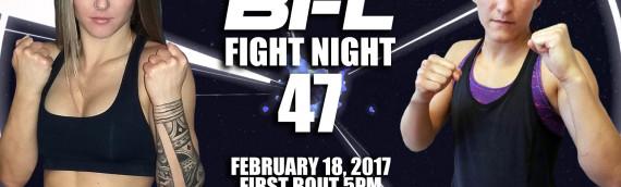 BFL47 | Ram vs Hughes | Vancouver MMA