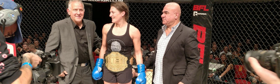 BFL Professional Female Middleweight