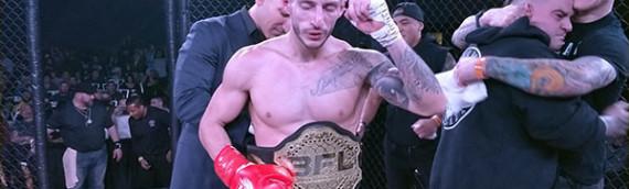 BFL Kickboxing Middleweight